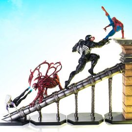 Iron Studio Marvel: Spider-Man Complete diorama 1:10 scale Statues