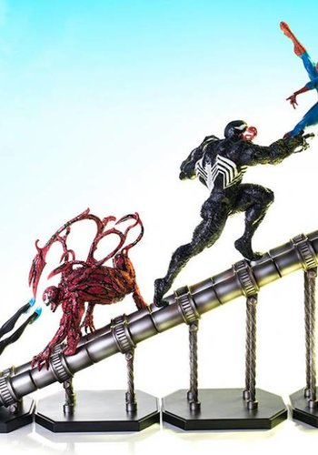Marvel: Spider-Man Complete diorama 1:10 scale Statues