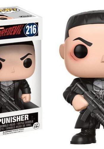 Pop! TV: Marvel - Daredevil: Punisher