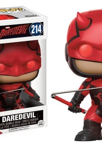 Pop! TV: Marvel - Daredevil: Daredevil in Helmet