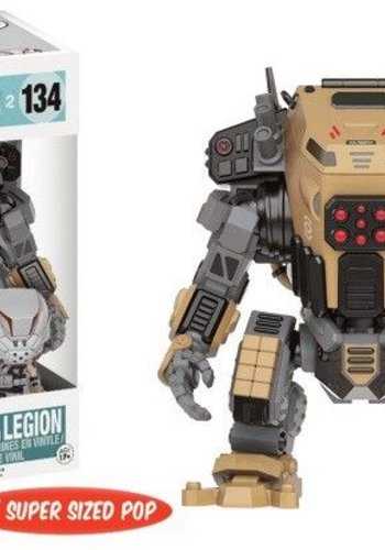 Pop! Games: Titanfall 2 - Blisk And Legion