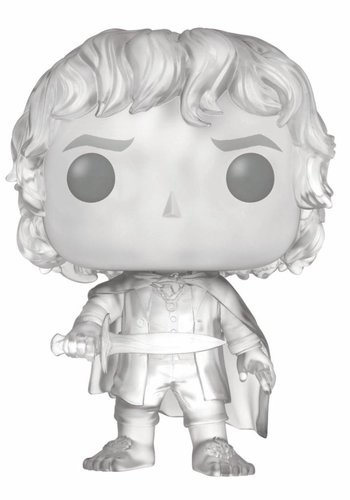 Pop! Movies: Lord of the Rings - Invisible Frodo Baggins LE