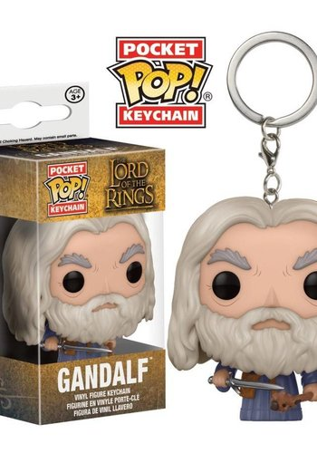Pocket Pop Keychains: Lord of The Rings - Gandalf