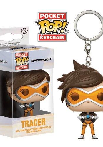 Pocket Pop Keychains: Overwatch - Tracer
