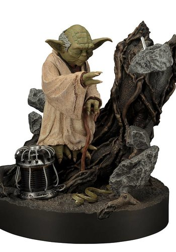 Star Wars: Yoda The Empire Strikes Back version Artfx PVC Statue