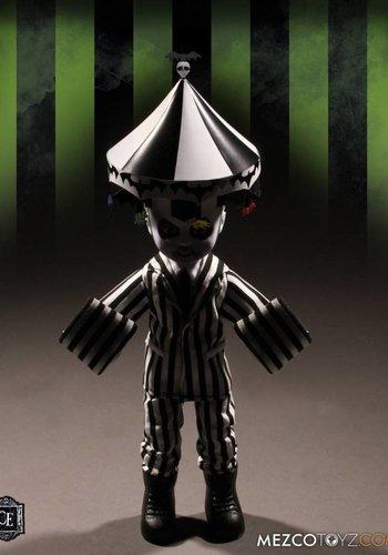 Living Dead Dolls Presents: Showtime Beetlejuice 10 inch AF