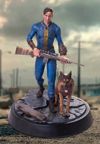 Fallout 4: Sole Survivor 1:4 scale Statue