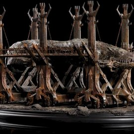 WETA Workshops Lord Of The Rings : Grond Environment