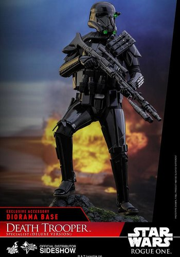 Star Wars Rogue One: Death Trooper Specialist Deluxe 1:6 scale Figure
