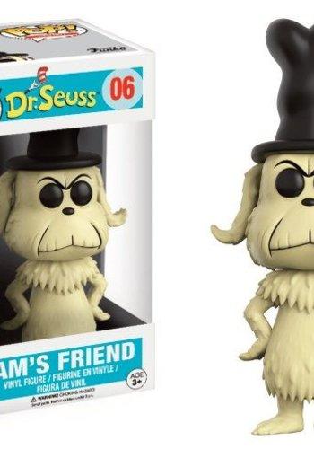 FUNKO Pop! Books: Dr. Seuss - Sam's Friend