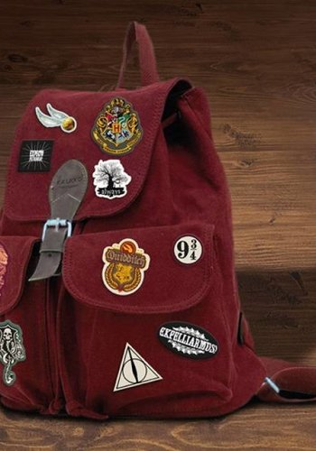 Harry Potter: Iron on Patches