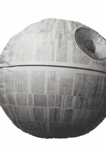 Star Wars: Death Star Shaped Cushion