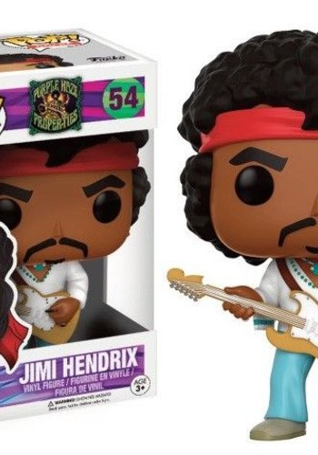 Pop! Rocks: Jimi Hendrix - Woodstock