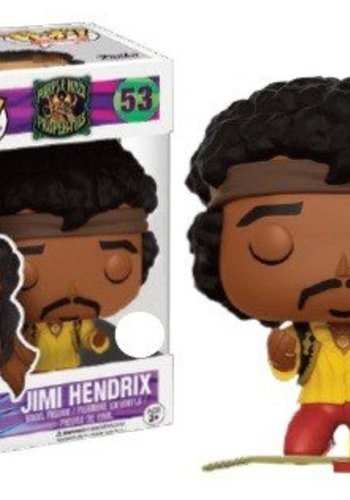 Pop! Rock: Jimi Hendrix - Monterey LE