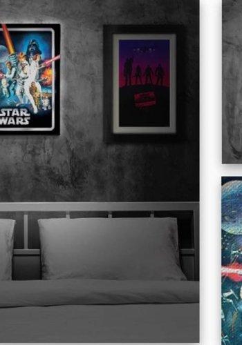 Star Wars: Luminart - Light up Canvas