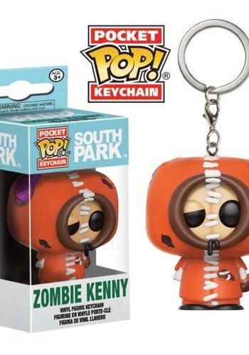 Pocket Pop Keychains: South Park - Zombie Kenny