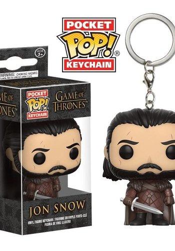 Pocket Pop Keychains: Game of Thrones - Jon Snow