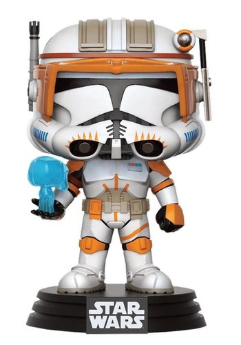 Pop! Star Wars: Clone Commander Cody LE
