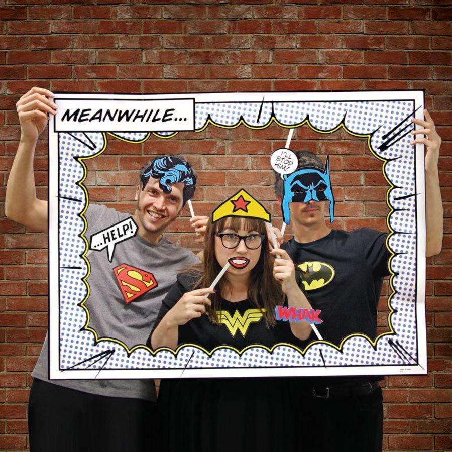 DC Comics: Photobooth