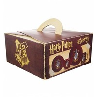 HARRY POTTER - Dinner Set 4 Pces - Gryffindor