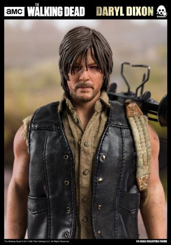 The Walking Dead: Daryl Dixon 1:6 scale Figure