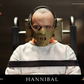 Blitzway Silence of the Lambs: Hannibal Lecter Straitjacket ver. 1:6 scale Fig