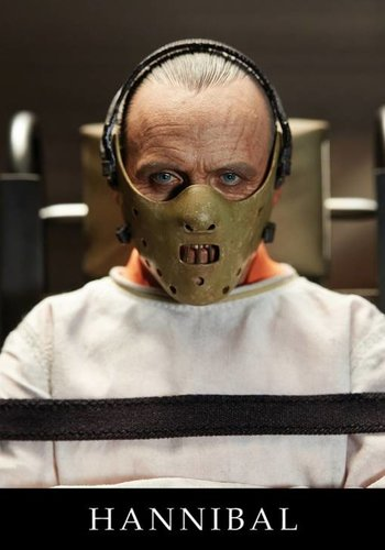 Silence of the Lambs: Hannibal Lecter Straitjacket ver. 1:6 scale Fig