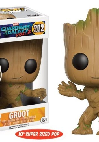 FUNKO Pop!  Life-Size Young Groot Limited Edition