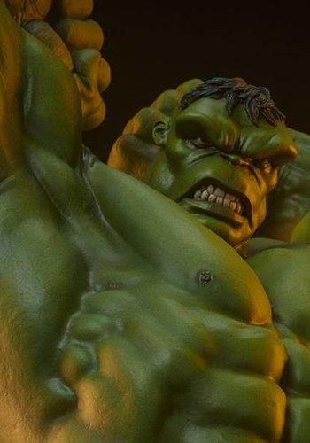 Sideshow Marvel: Avengers Assemble - Hulk Statue