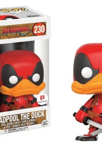 Pop! Marvel: X-Men - Deadpool The Duck LE