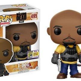 FUNKO Pop! TV: The Walking Dead - T-Dog LE