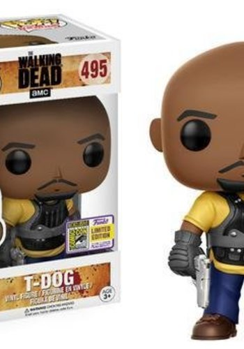 Pop! TV: The Walking Dead - T-Dog LE