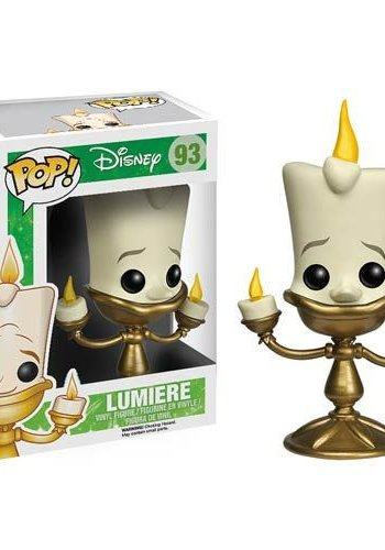 Pop! Disney: Beauty and the Beast - Lumiere