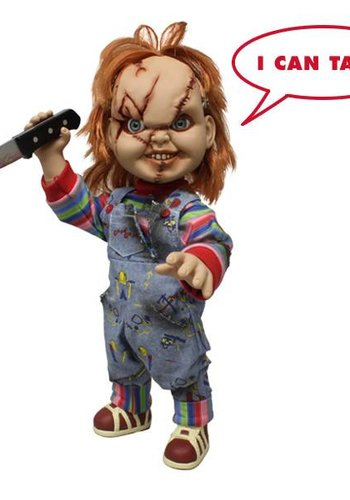 Talking Mega Scale Figure 15 inch Chucky