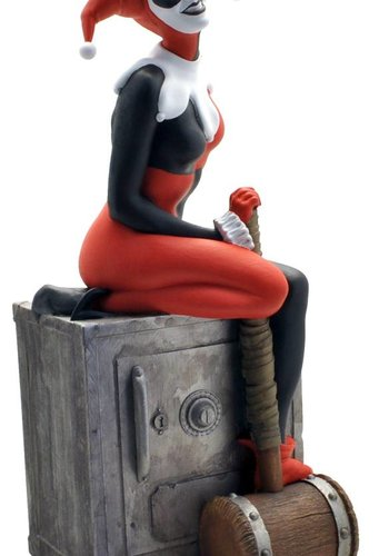 DC Comics: Harley Quinn on a Safe Collector Money Box