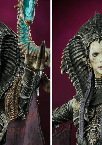 Sideshow Court of the Dead: Cleopsis - Eater of the Dead Premium Statue