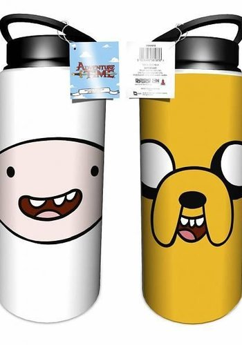 Hole In The Wall Adventure Time Finn & Jake - Drink Bottle