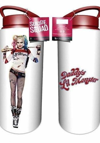 Hole In The Wall Suicide Squad Harley Quinn - Drink Bottle