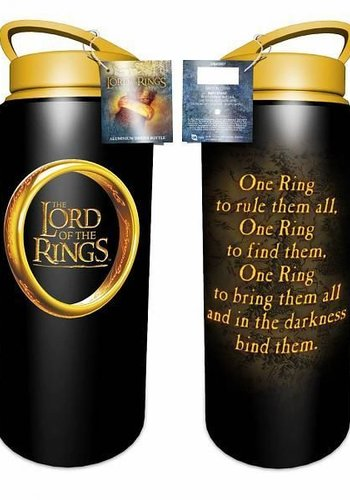 Lord of the Rings One Ring - Drink Bottle