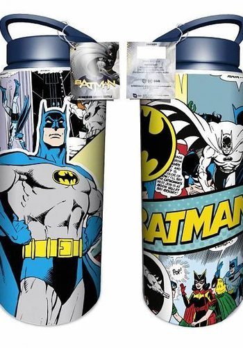 DC Comics Batman Wrap - Drink Bottle