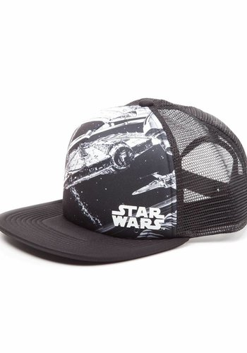 Star Wars Millennium Falcon Snapback cap
