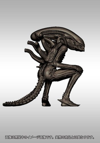 Alien: Big Chap Mini PVC Statues