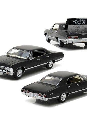 Supernatural TV Series: 1967 Chevrolet Impala 1:24