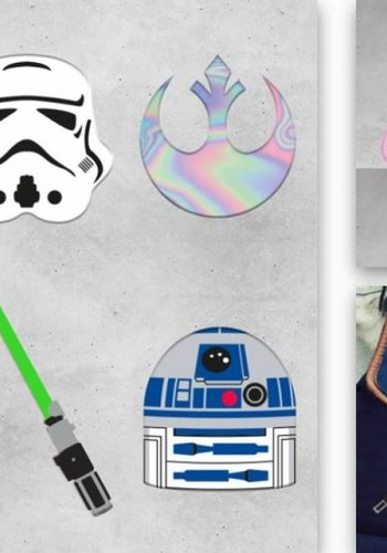 Star Wars: Accessory Stickers