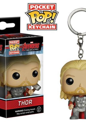 Pocket Pop! Keychains: Avengers - Age Of Ultron - Thor