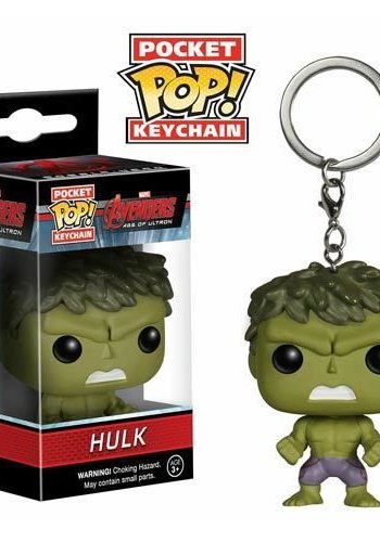 Pocket Pop! Keychains: Avengers - Age Of Ultron - Hulk
