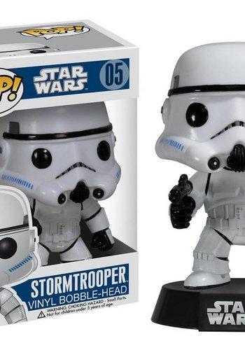 Pop! Star Wars Bobble: Stormtrooper