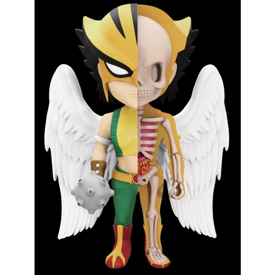 DC Comics: Hawkgirl X-Ray Figurine
