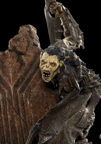 Lord of the Rings: Moria Orc Premium Statue