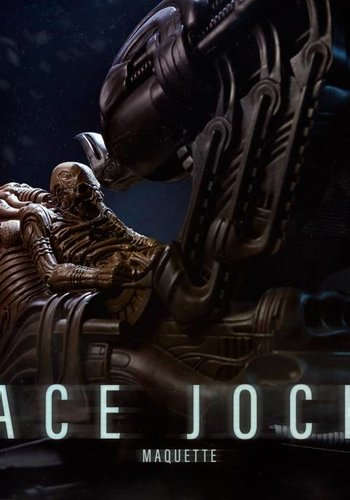 Alien: Space Jockey Maquette